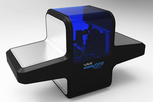 新しいものづくりがわかるメディア多層プリント基板を出力できる3Dプリンタ「Nano Dimension Hyrax」