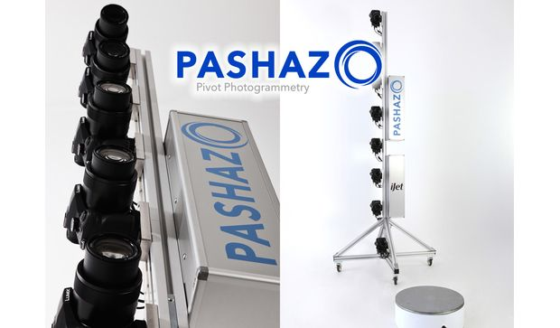 新しいものづくりがわかるメディア最短10秒で30億画素以上のデータが取得可能!——人物用3Dスキャナ「PASHAZO」