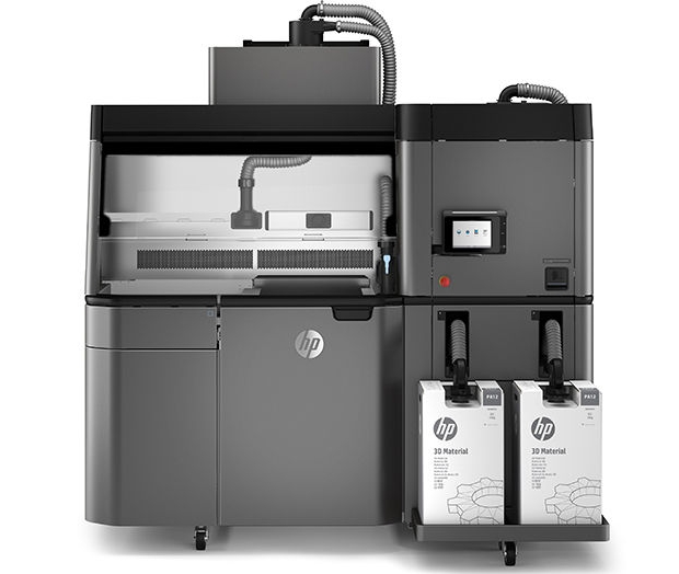 HP Jet Fusion 3D Processing Station
