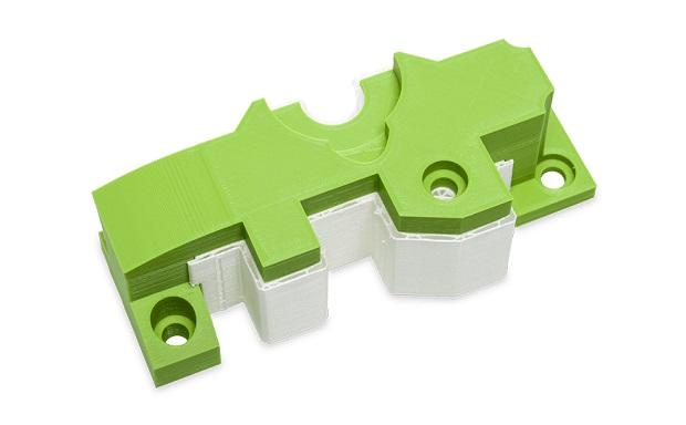新しいものづくりがわかるメディアUltimaker、FFF方式3Dプリンター向けサポートマテリアル「Breakaway」発売
