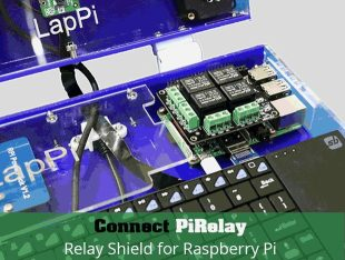 LapPi connect PiRelay