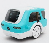 CES 2019 The Best of Innovation受賞——遊びながらAIを学べる自動運転ロボットカー「Zümi」