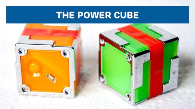 Tactbit Cubes - The Power Cube
