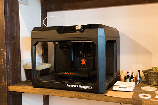 3Dプリンタ:「MakerBot Replicator 5th Generation」