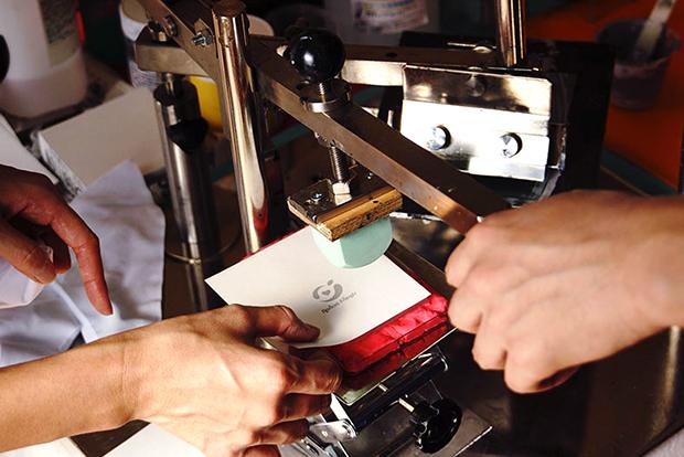 タンポ 印刷